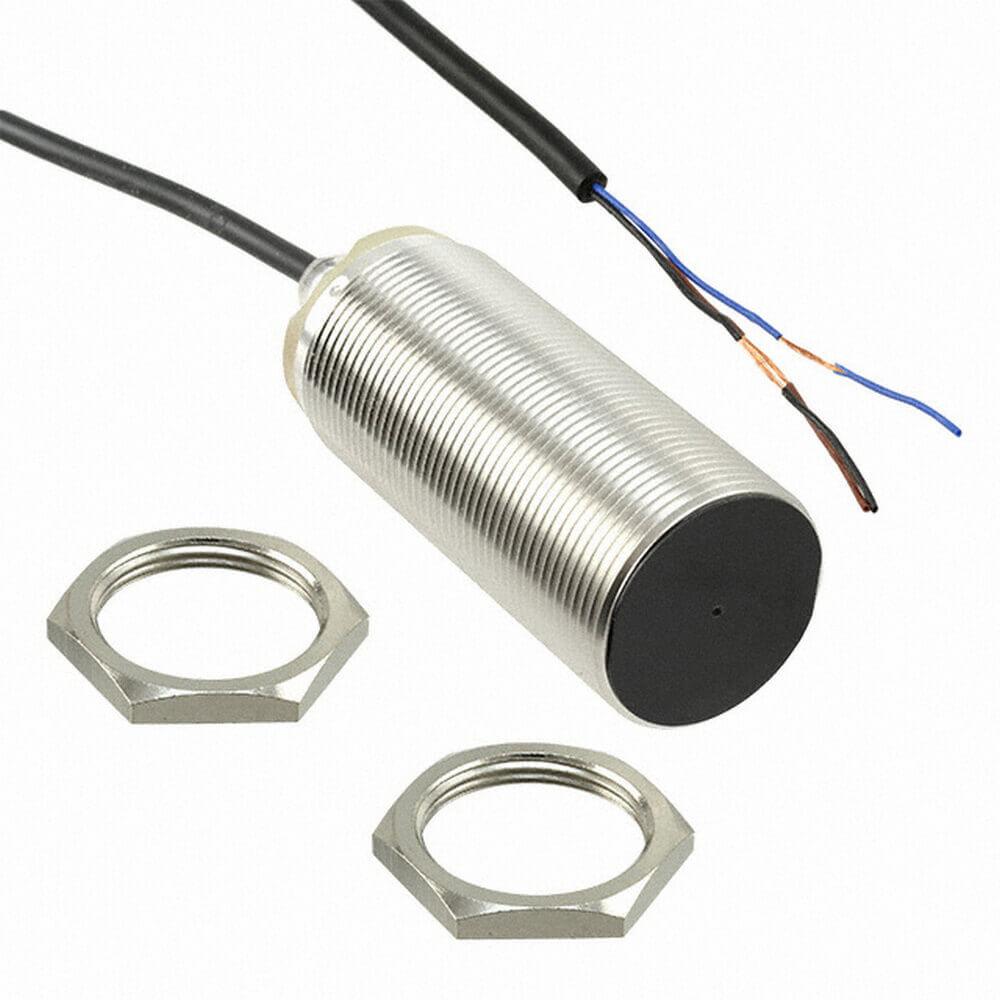 Omron E2B-M30KS15-WP-B1 2M Cylindrical Proximity Sensor M30 Shielded Sensing distance 15mm Prewired 2m PNP NO