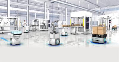autonomous & collaborative manufacturing bboard sol