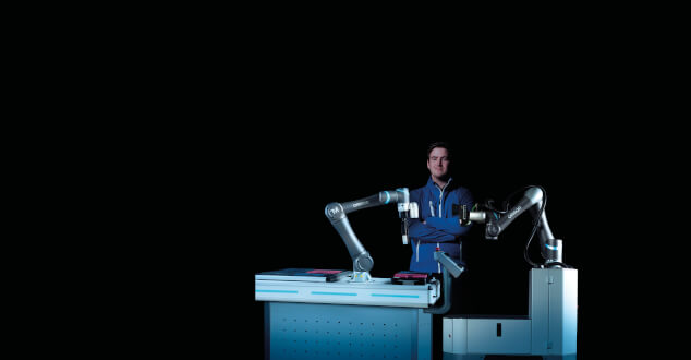 cobot human machine landing page bboard back