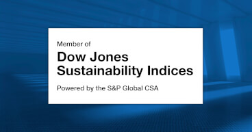 dow jones sustainable indices 2021 fcard logo
