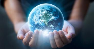 earth hand fcard comp