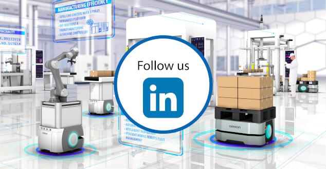 follow us linkedin i-automation germany combi bboard misc