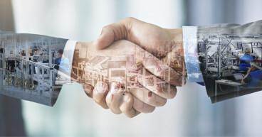 handshake partner factory fcard event