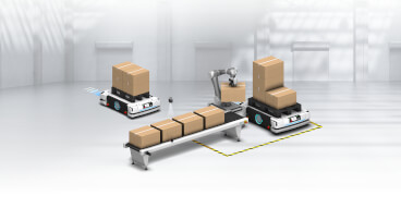 hd-1500 palletizing cobot bboard sol