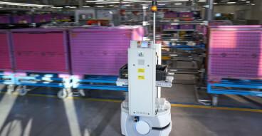 ld mobile robot bmw bboard sol