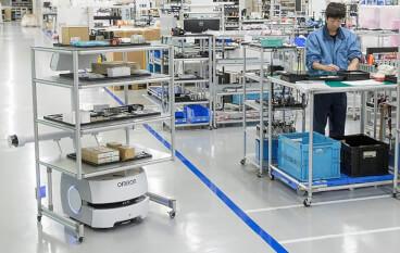 mobile robot logistics newspri sol