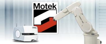 motek robots fcard event