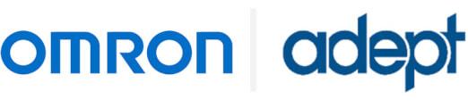 omron adept logo