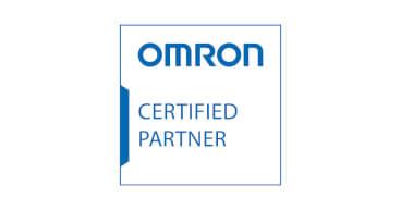 omron certified-partner en logo