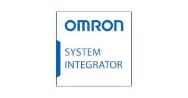 omron system-integrator en logo