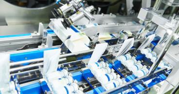pharmaceutical industry packaging fcard sol