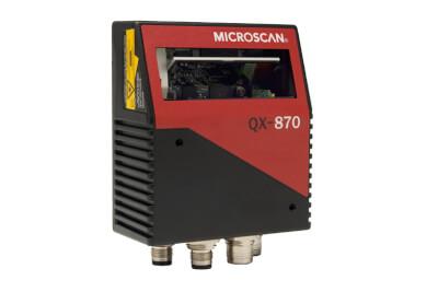 qx 870 raster laser barcode scanner side prod