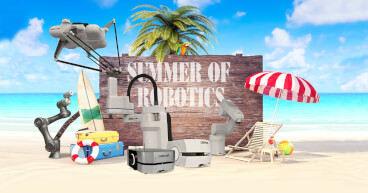 summer of robotics fcard event