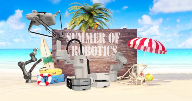 summer of robotics fcard event